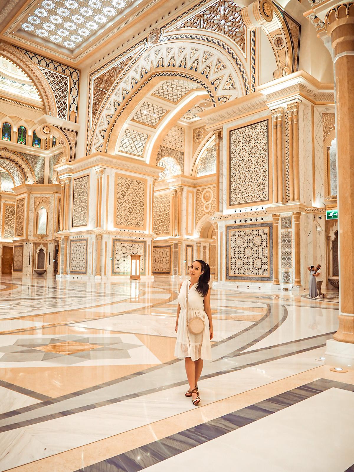 Qasr Al Watan palace