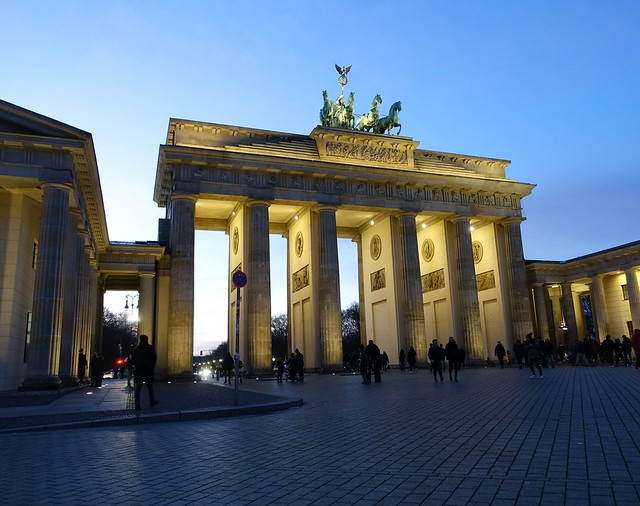 Porta de Branderburg - Berlin - Branderburger Tor