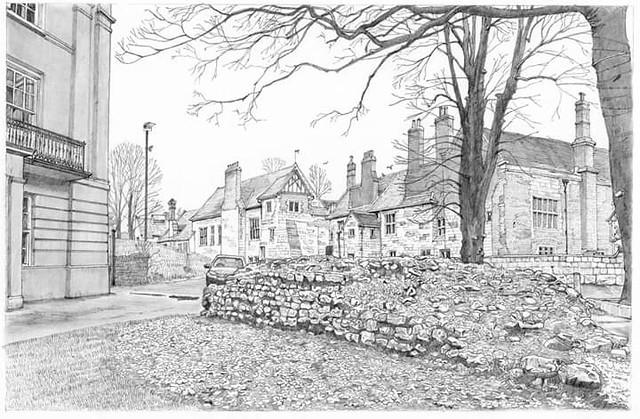 Ancient York: Eboracum and King's Manor