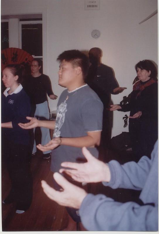 Qigong Group Practice