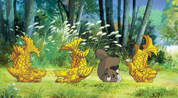 《歡喜碰碰狸》動畫提醒我們:有些貉子和動物,就是學不會變身的法術,牠們如何在人類主宰的世界中生存呢?圖片來源:取自IMDb