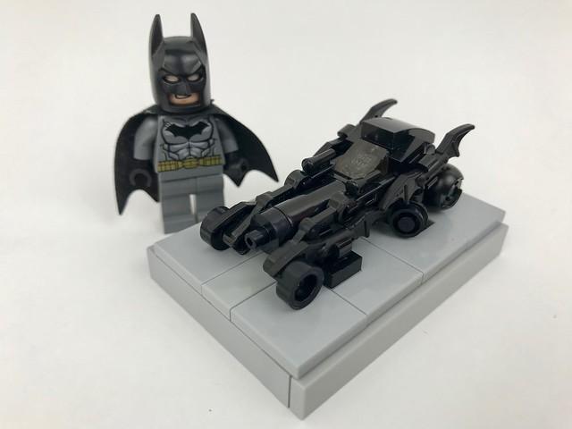Micro UCS Batmobile