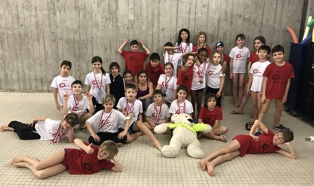 Nuoto Kids 1 Mendrisio 2020