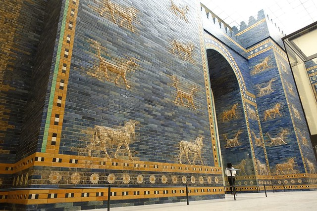 Porta de Isthar - Babilònia - Museu de Pèrgam - Pergamonmuseum