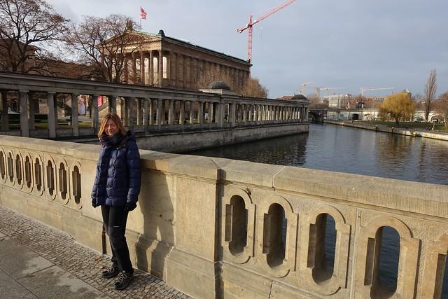 Riu Spree - Illa dels museus - Berlin