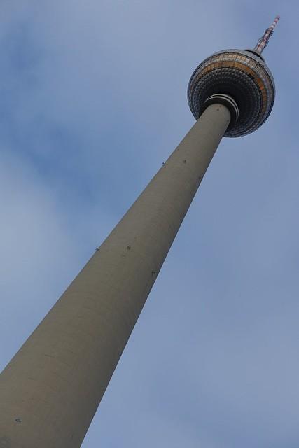Torre de telecomunicacions - Berlin