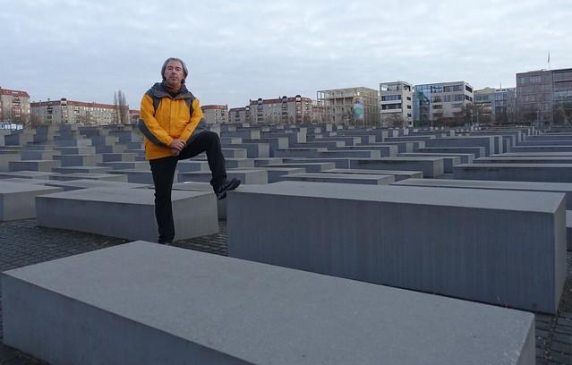 Memorial als jueus - Berlin