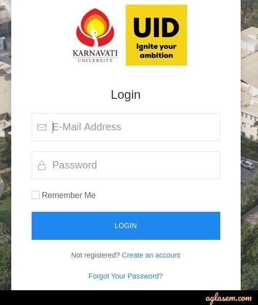 UID admit card 2020