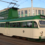 Trams: Blackpool Transport: 631 North Pier