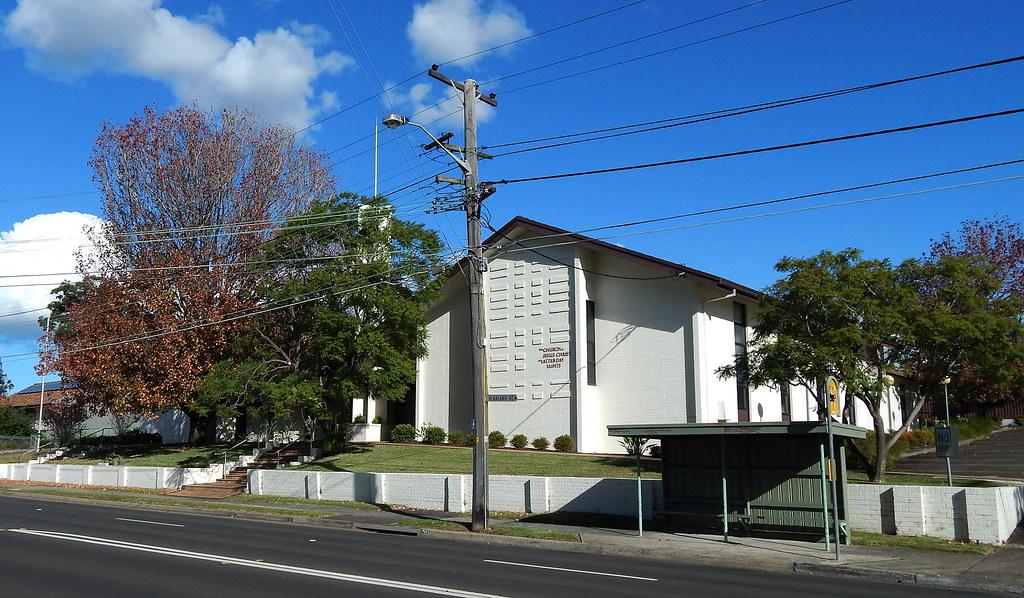 Church of Jesus Christ Latter Day Saints, Denistone, 13-05-2015