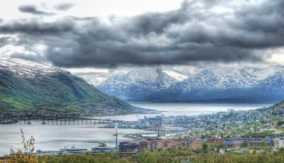 Tromsø Skyrace (1. část)