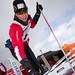 Biatlonový olympionik Ivan Masařík na našem prvním redakčním NORDIC Skitestu 2009 v Krušných horách, kam přivezl tehdejší světovou novinku, běžecké lyže Peltonen Nanogrip , foto: SNOWbiz