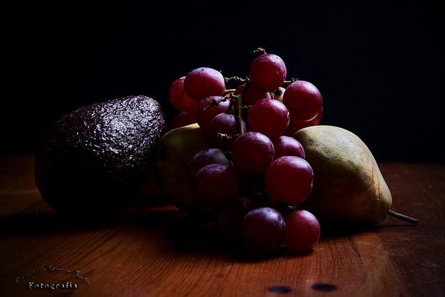 Frutas varias - Various fruits