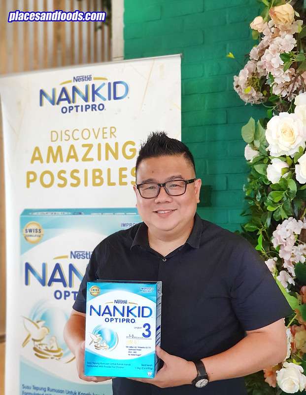 nestle nankid optipro places and foods