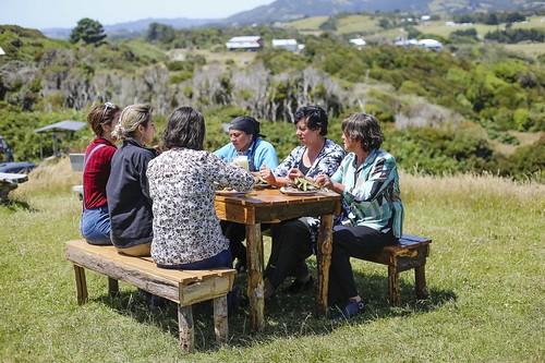 Turismo Rural - Preparación del Curanto