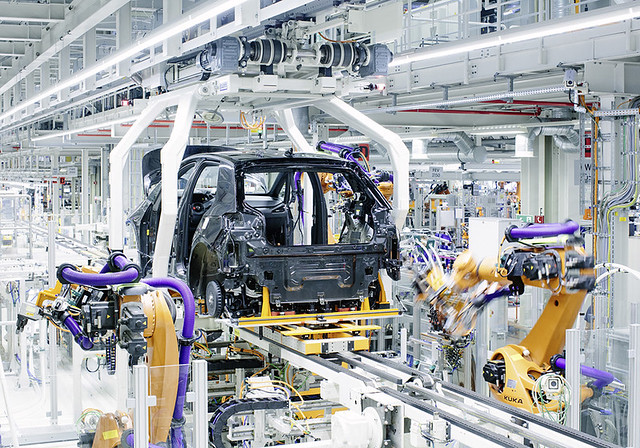 Volkswagen ID.3 – Pre-series production at the Zwickau plant.
