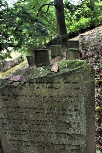 12 Wertheim, Germany (21) The Jewish cemetery was established in 1406, thus among the oldest cemeteries in Germany