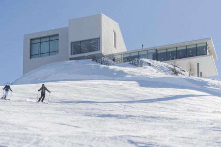 Muzeum Lumen - umění, zamyšlení i zábava na vrcholu Kronplatzu