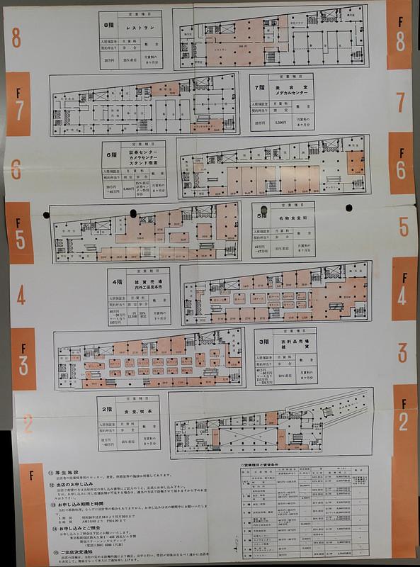 西武鉄道が乗り入れるはずだった新宿ステーションビル (17)