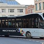 The Blackburn Bus Company (Transdev Lancashire) 292 YJ68FVW at Bolton Interchange.