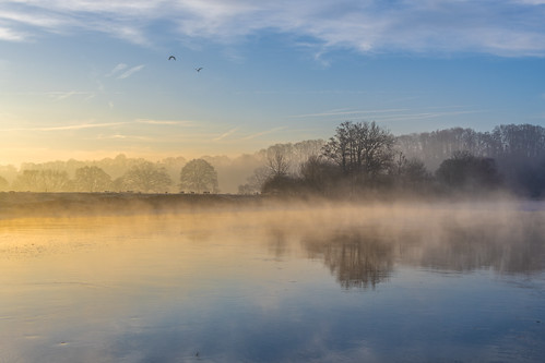 highpressureukjanuary2020 morningmists morningmist mists mist dawn dawnmists colour mistoverariver mistovertheriversevern january landscape nature