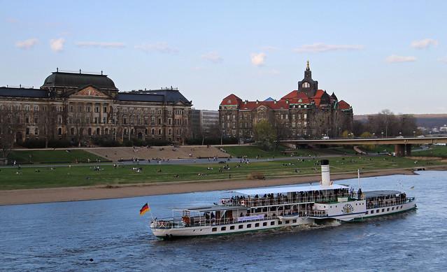 The River Elbe