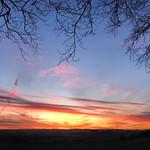 Hangers Way Sunset
