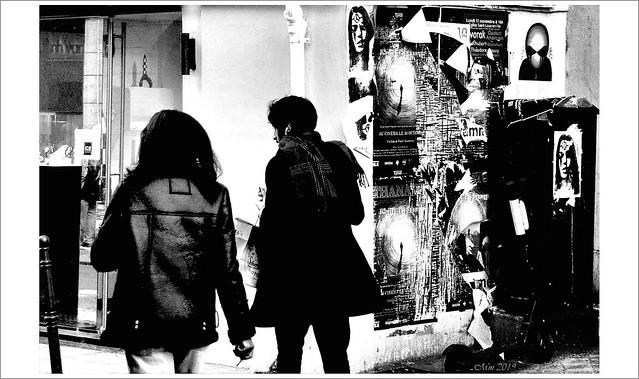 Expression libre...au coin de la rue