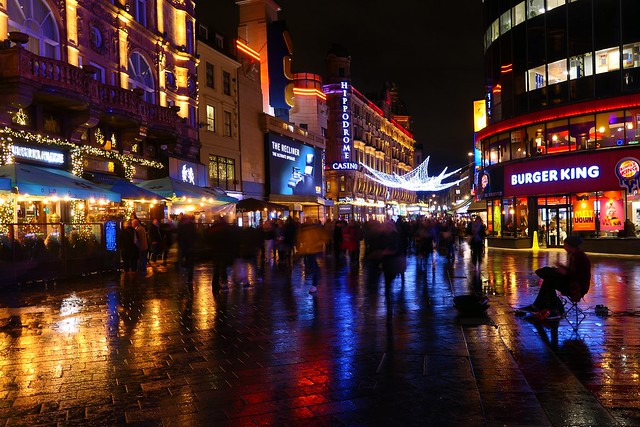 The Bright Lights of London
