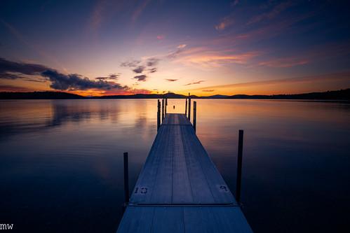lake winnipesaukee sunrise gilford