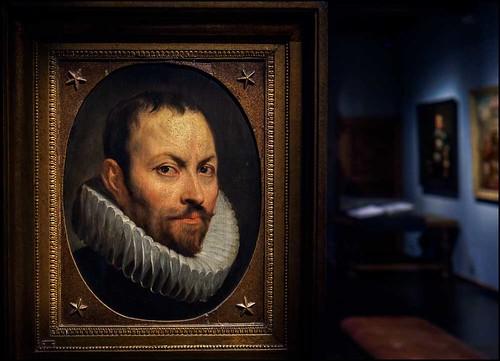 Cornelis Rockox by Frans Snijders.