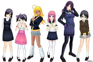 Download Itazura Gakuen (いたずら学園) on Kimochi Gaming