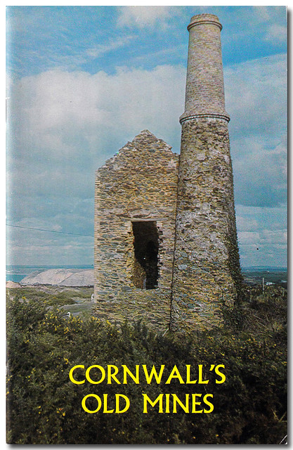 Book Cover: Cornwall's Old Mines