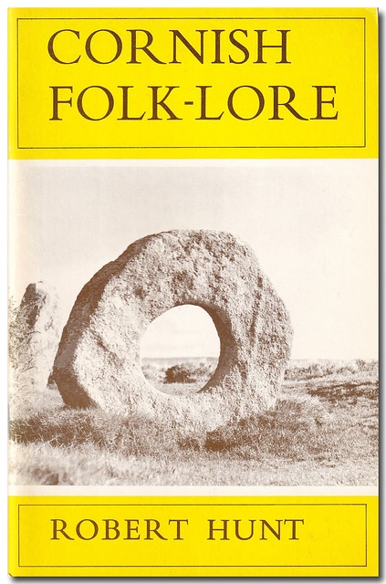 Book Cover: Cornish Folk-Lore
