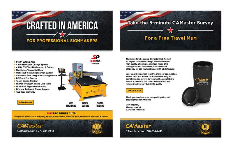 CAMaster Email Marketing