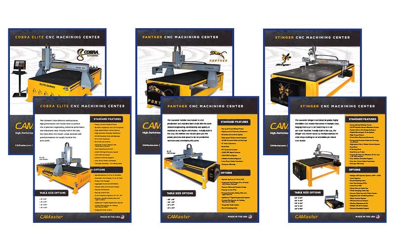 CAMaster Product Manuals