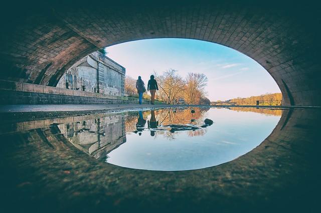 Le Pont Wilson ou