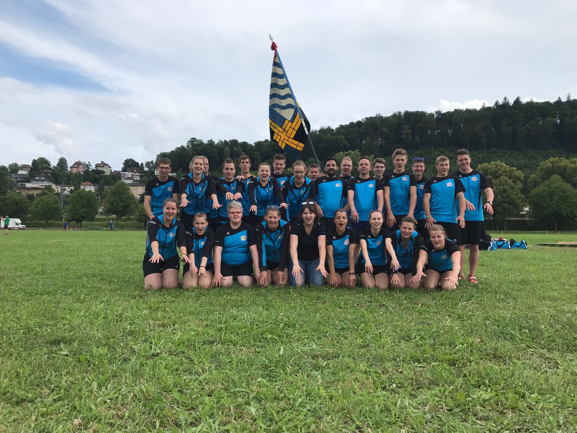 Eidg. Turnfest in Aarau 2019