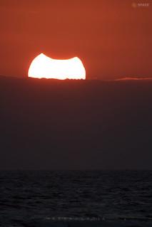 The Unusual Sunrise