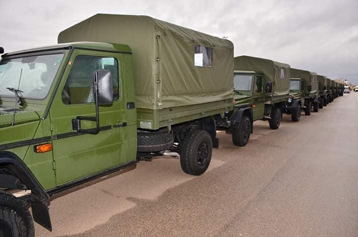 الصناعة العسكرية الجزائرية  علامة  ً مرسيدس بنز  ً - صفحة 23 49414676693_1d87b45132_b