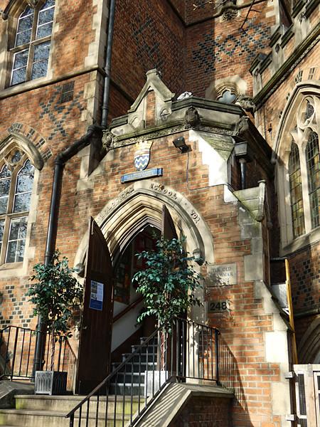 saint Marylebone grammar school