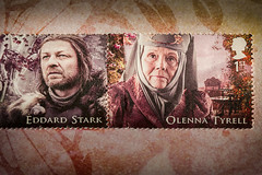 Stamps Game of Thrones
