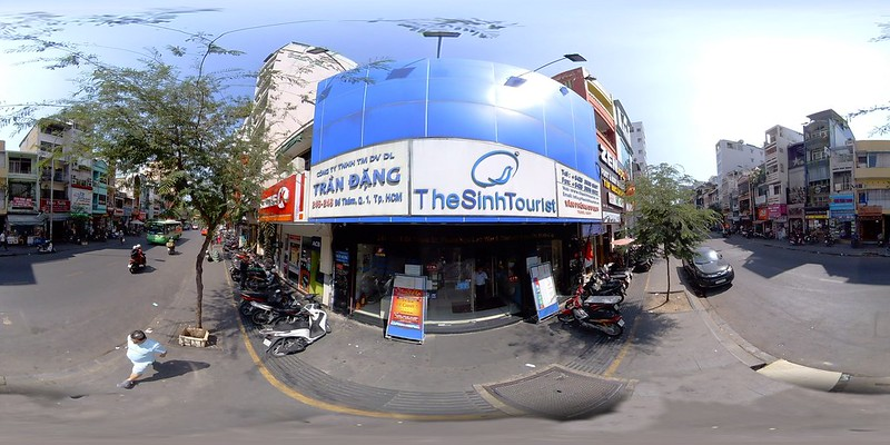 TheSinhTourist, bus company in Vietnam