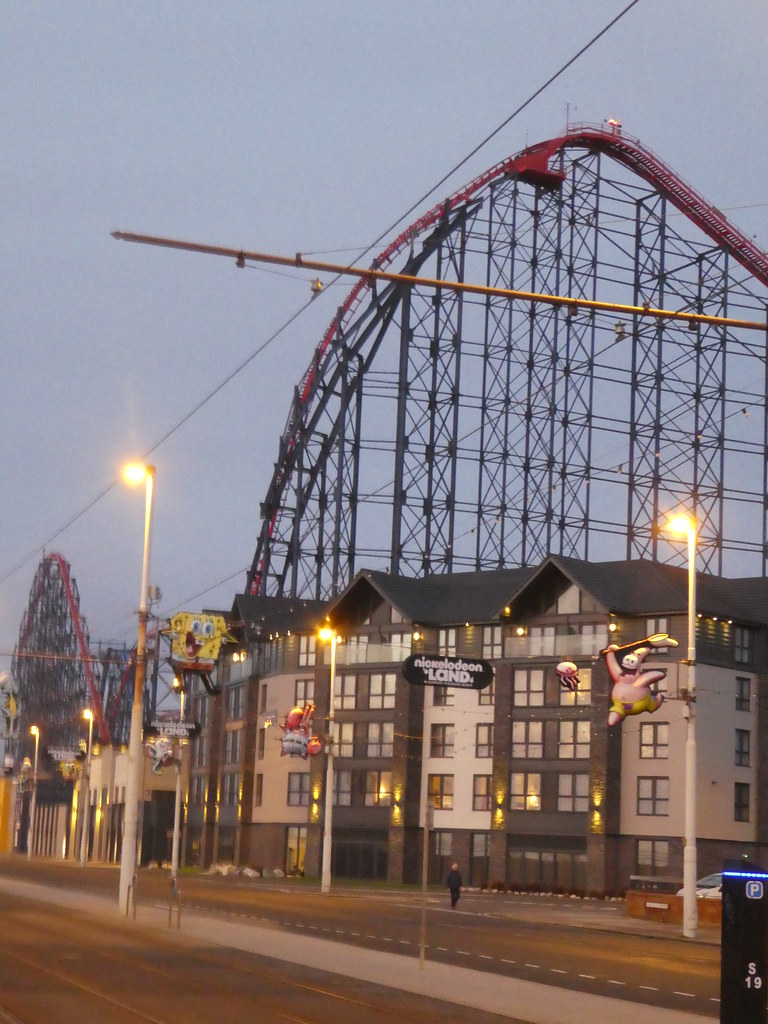 The Boulevard Hotel, Blackpool