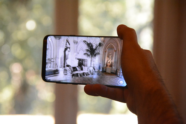 Augmented reality and other technologies for heritage mediation and management