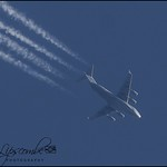 177705 C17 Canadian Armed Forces overhead Farnborough airport 19/01/2020