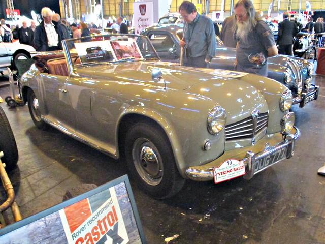 339 Marauder A;100 Series 3 Seat Convertible (1951)
