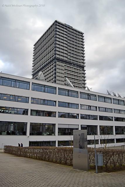 Cityscape : Gronau, Bonn, Germany