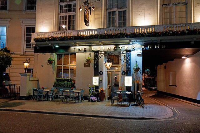 W2 Bayswater, Leinster Arms