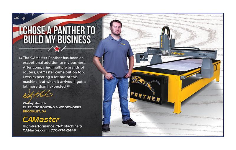 CAMaster Ad